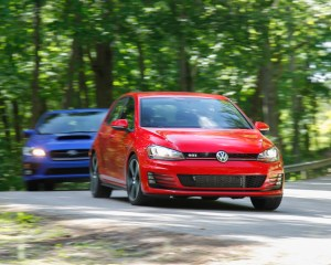 Test Drive 2015 Volkswagen GTI 5-Door