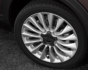 Wheel Fiat 500X Lounge 2016
