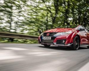 2015 Honda Civic Type R (Euro-spec) Performance
