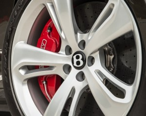 2016 Bentley Continental GT Speed Exterior Wheel Trim