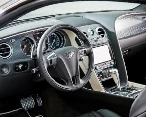 2016 Bentley Continental GT Speed Interior