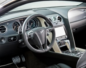 2016 Bentley Continental GT Speed Interior