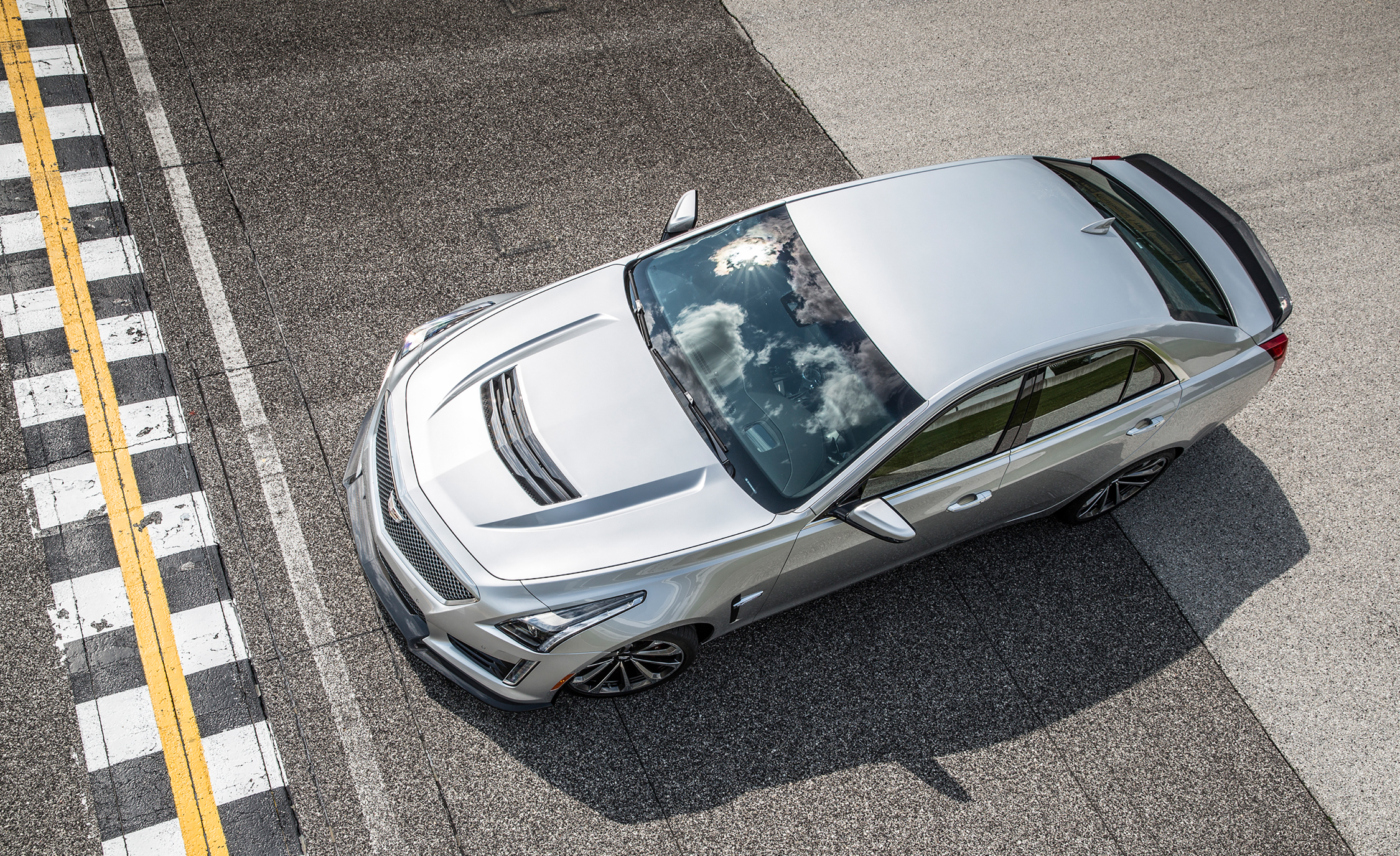 2016 Cadillac CTS-V Exterior Full Top