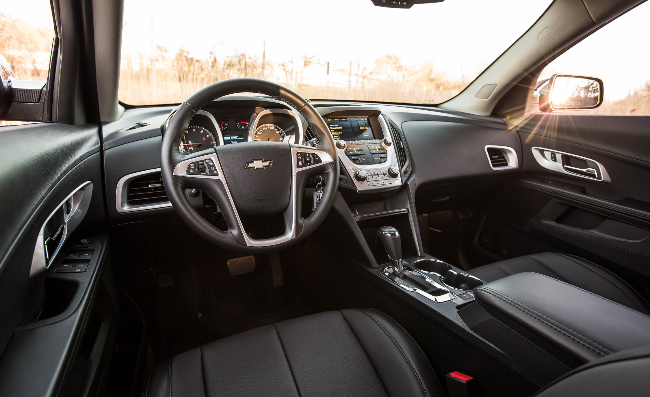 2016 Chevrolet Equinox LTZ Interior Cockpit
