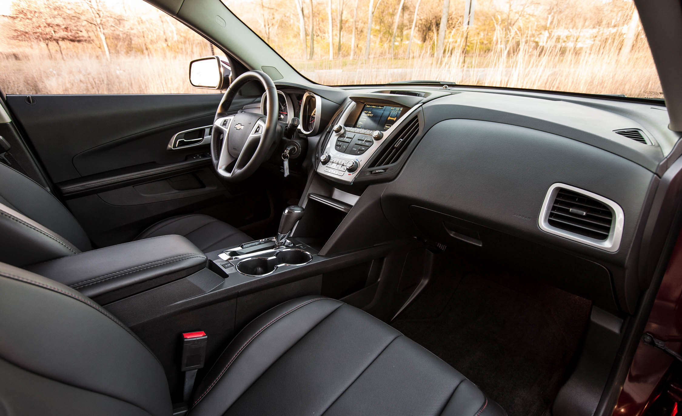 2016 Chevrolet Equinox LTZ Interior Dashboard