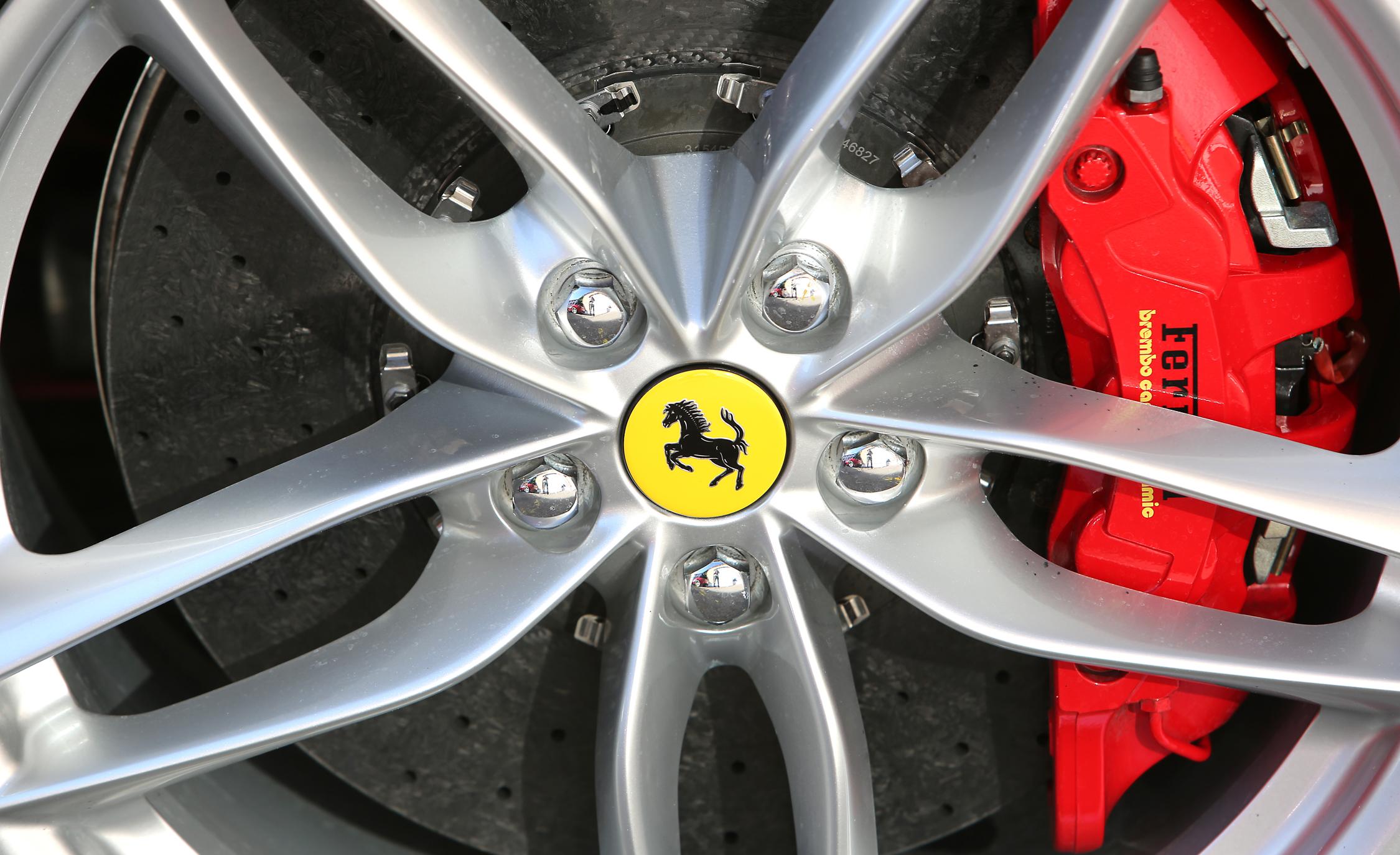 2016 Ferrari 488GTB Exterior Wheel Trim