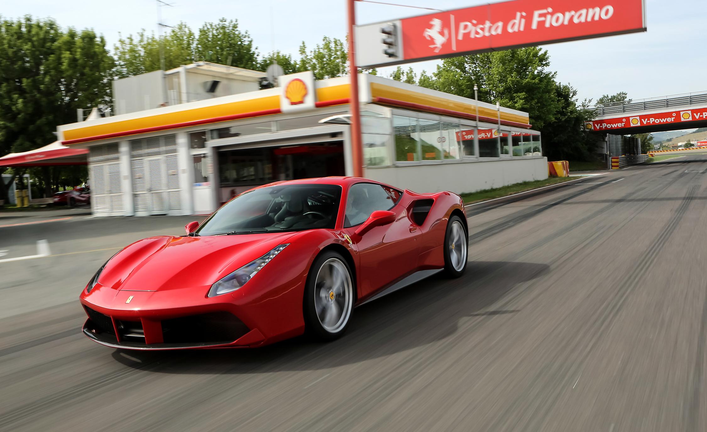 2016 Ferrari 488GTB Test Drive