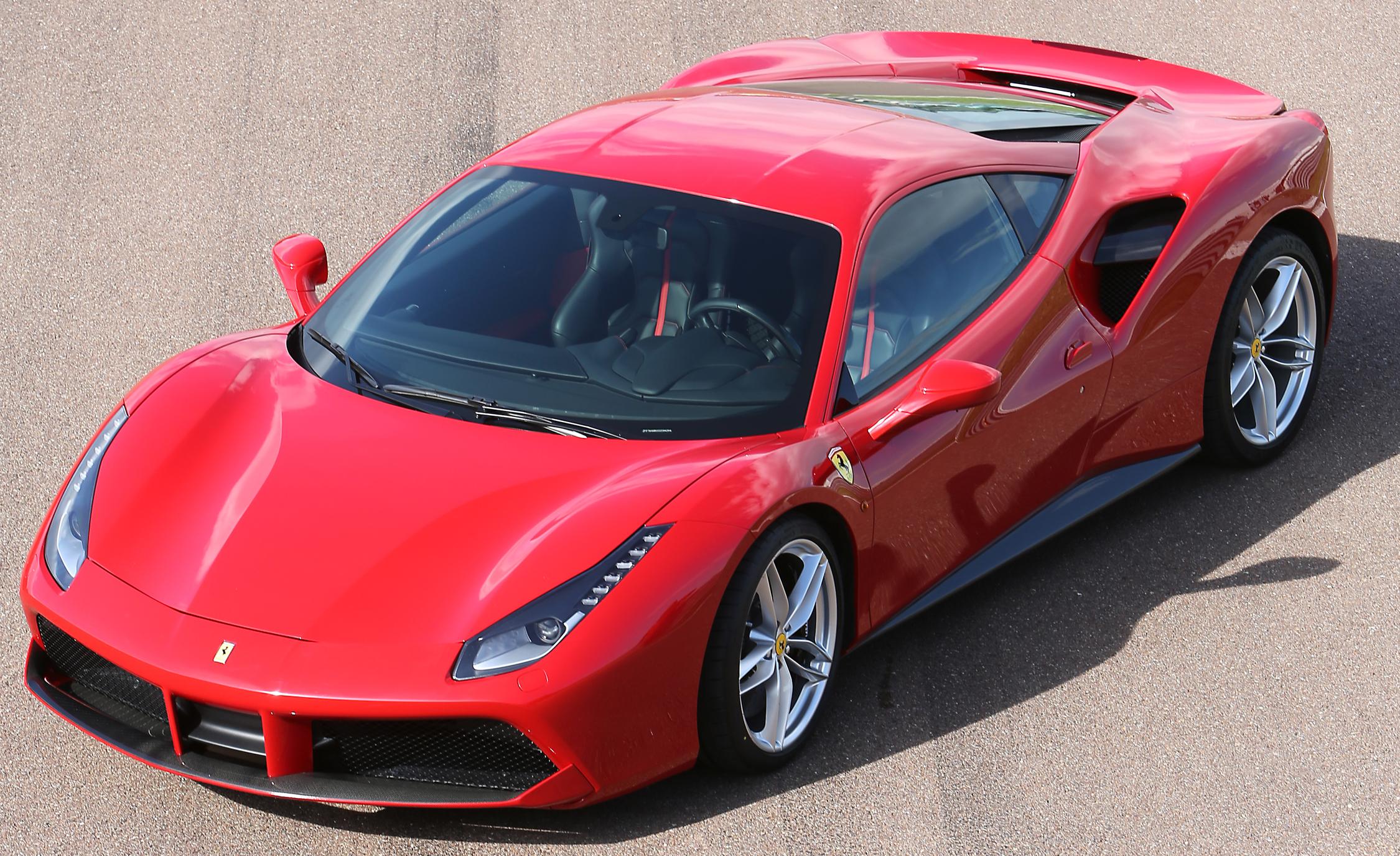 2016 Ferrari 488GTB