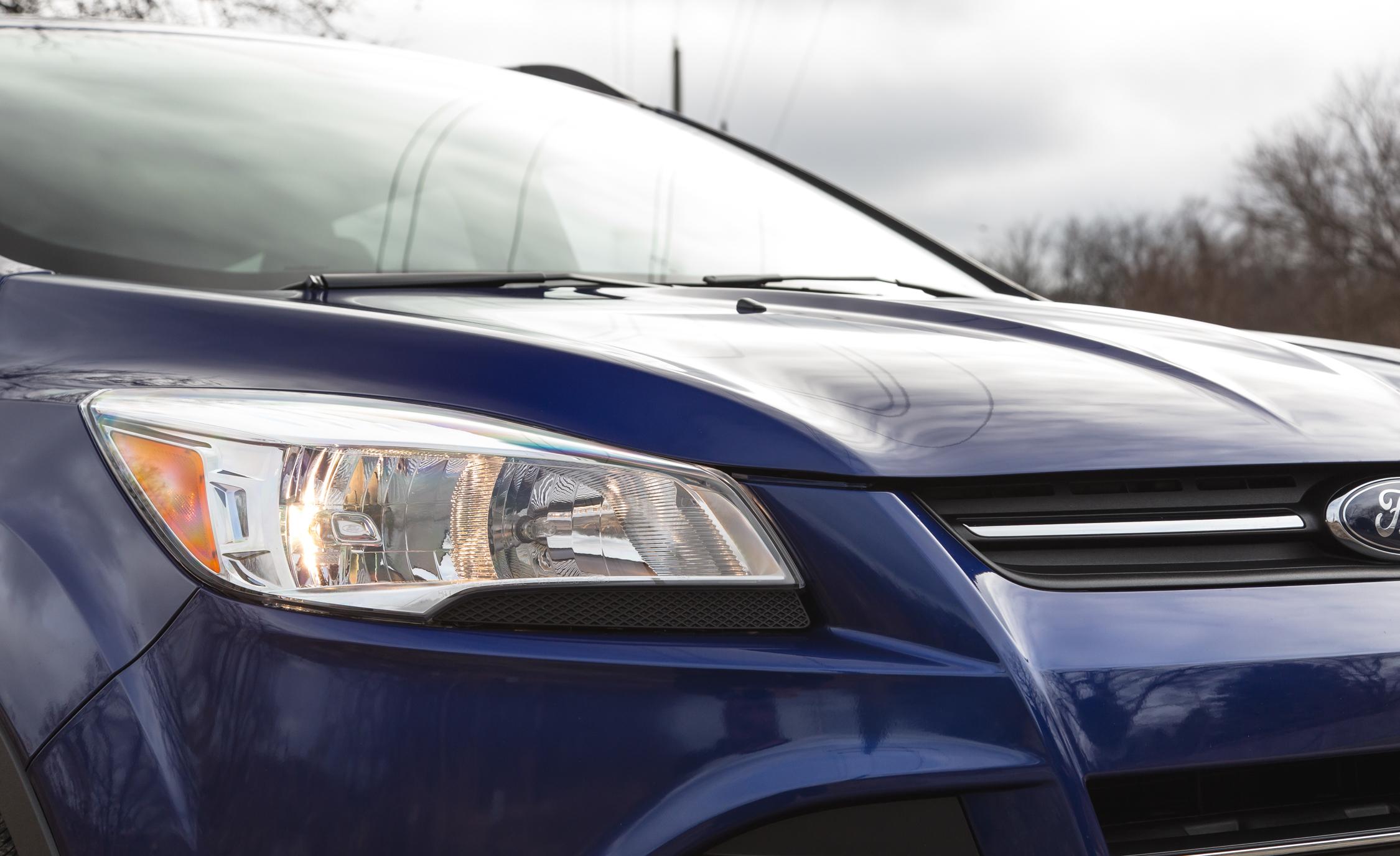 2016 Ford Escape Ecoboost SE Exterior Headlight