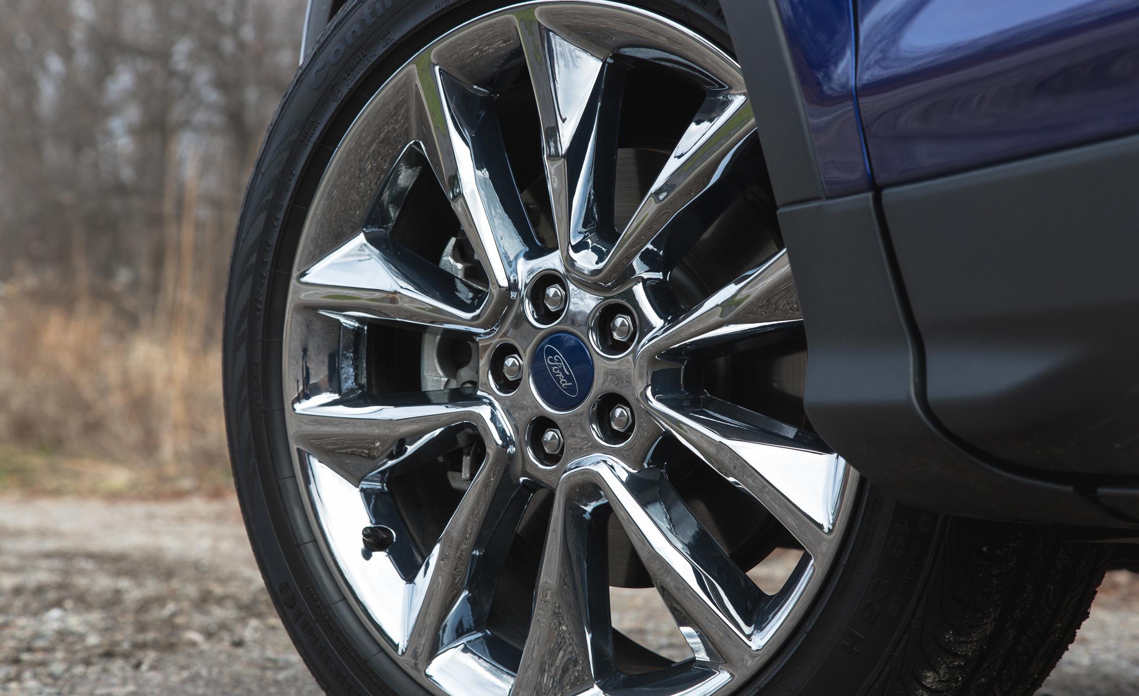 2016 Ford Escape Ecoboost SE Exterior Wheel Trim