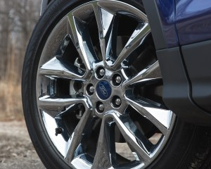 2016 Ford Escape Ecoboost SE Exterior Wheel Trim