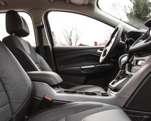2016 Ford Escape Ecoboost SE Interior Cockpit Seat