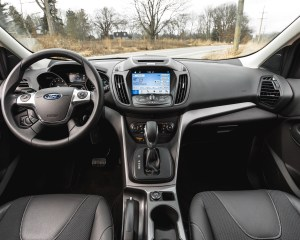 2016 Ford Escape Ecoboost SE Interior Dashboard