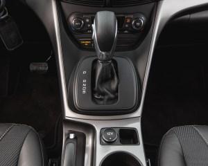 2016 Ford Escape Ecoboost SE Interior Gear Shift Knob