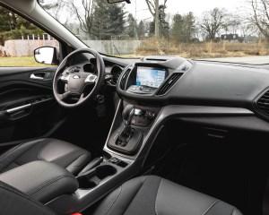 2016 Ford Escape Ecoboost SE Interior Passenger Dash