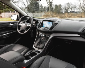 2016 Ford Escape Ecoboost SE Interior Passenger Dash