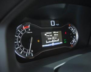 2016 Honda Pilot EX FWD Interior Speedometer
