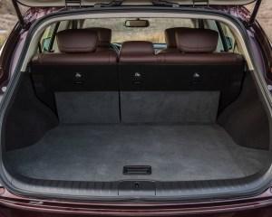 2016 Infiniti QX50 Interior Cargo