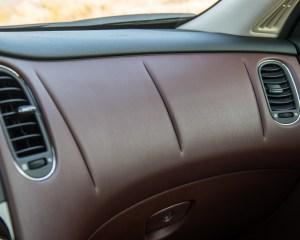 2016 Infiniti QX50 Interior Passenger Dash