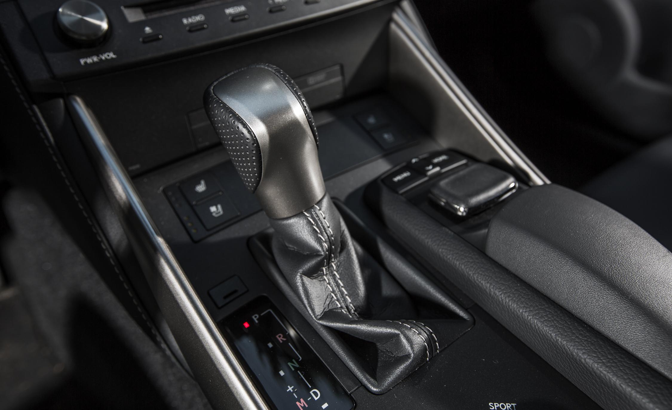 2016 Lexus IS200t F Sport Gear Shift Knob