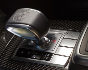 2016 Mercedes-Benz G65 AMG Interior Gear Shift Knob