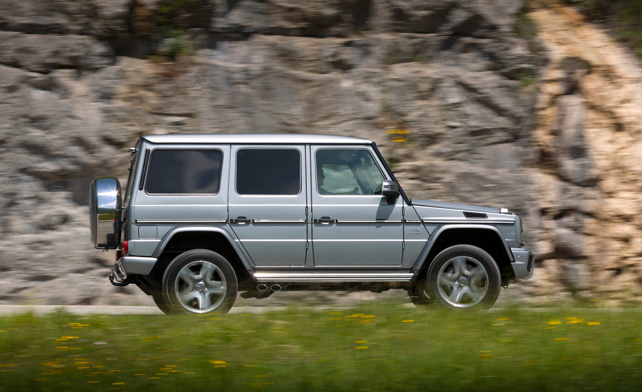 2016 Mercedes-Benz G65 AMG Test Performance