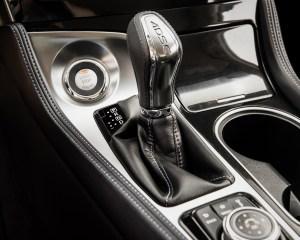 2016 Nissan Maxima SR Interior Gear Shift Knob