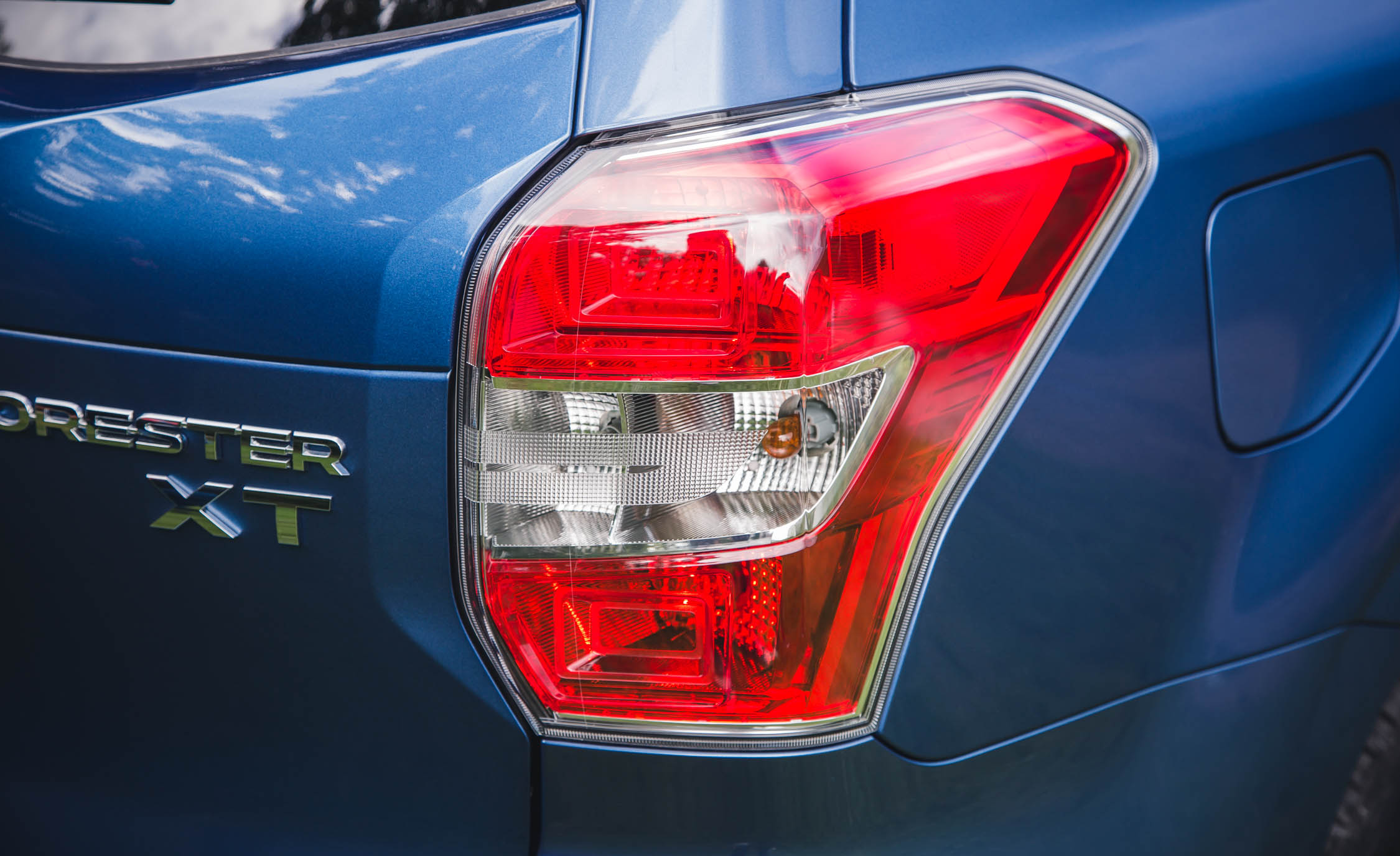 2016 Subaru Forester 2.0XT Touring Exterior Taillight Right
