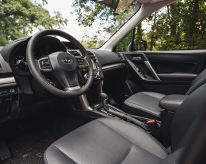 2016 Subaru Forester 2.0XT Touring Interior