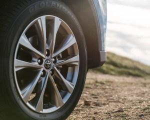 2016 Toyota RAV4 Hybrid Exterior Wheel