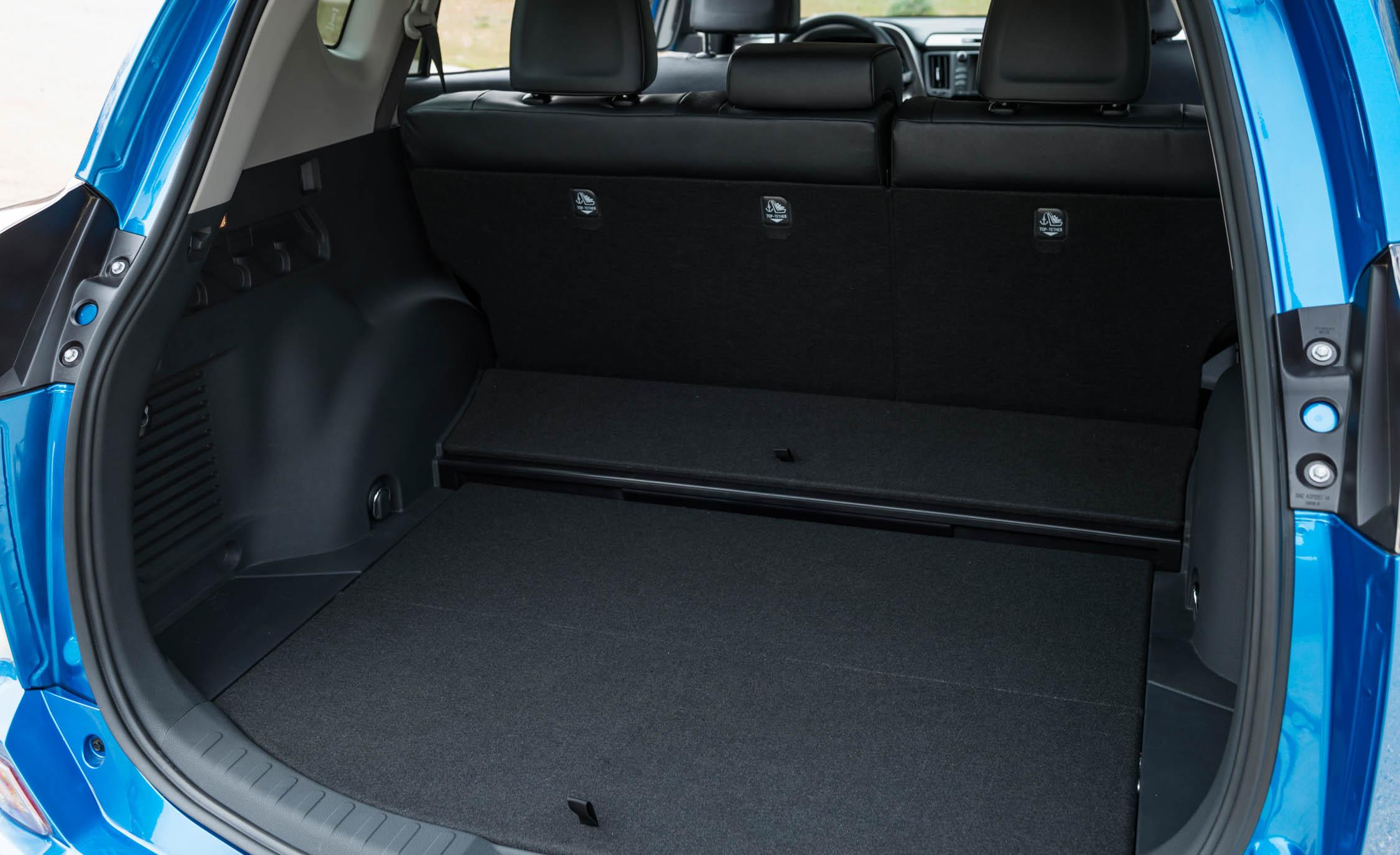 2016 Toyota RAV4 Hybrid Interior Cargo Space