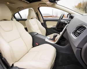 2016 Volvo S60 T5 Inscription Interior Passenger Seats Front