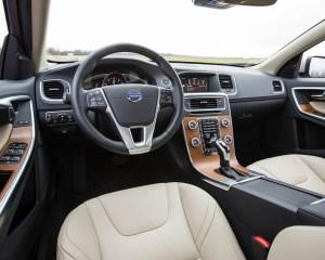 2016 Volvo S60 T5 Inscription Interior
