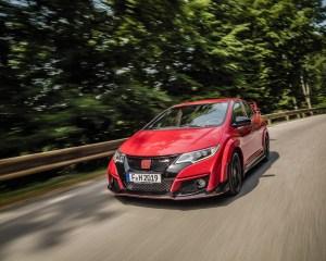 New 2015 Honda Civic Type R Euro Spec