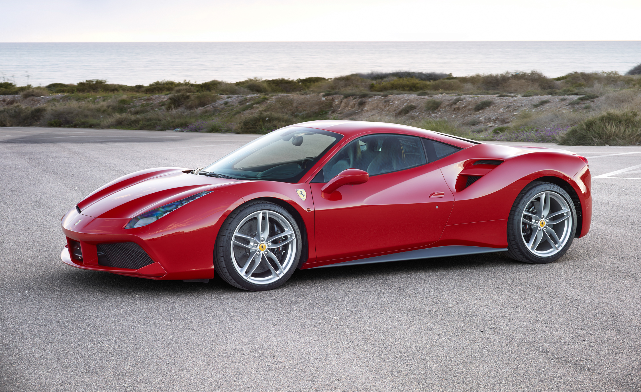 New 2016 Ferrari 488GTB