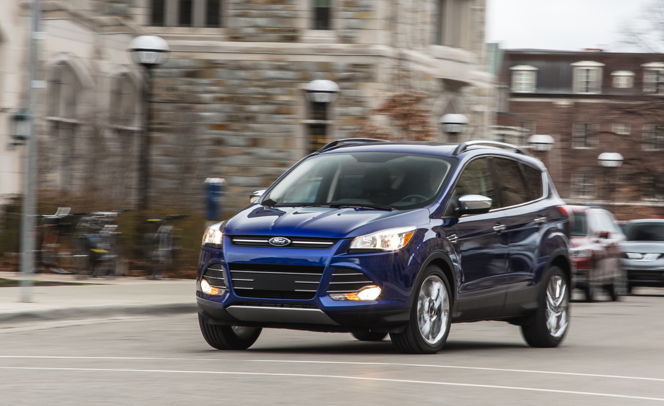 2016 Ford Escape 2 0L Ecoboost Review #8195 | Cars Performance