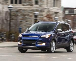 New 2016 Ford Escape Ecoboost SE