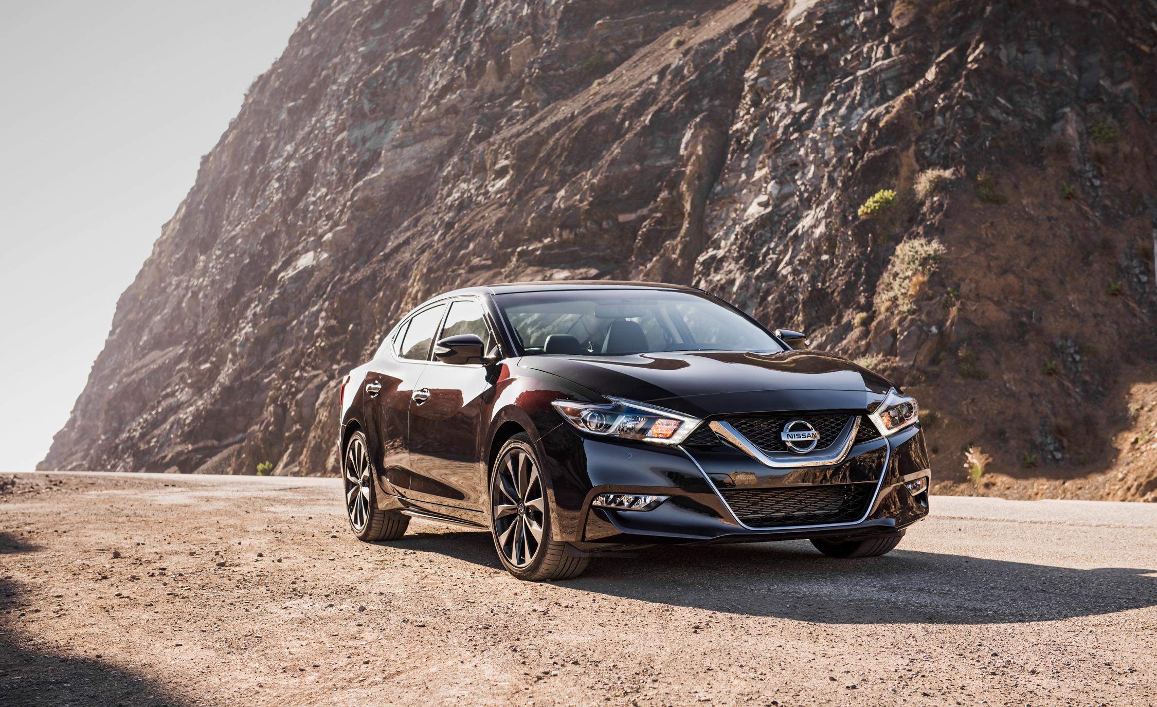New 2016 Nissan Maxima SR