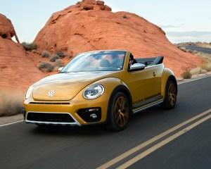 New 2016 Volkswagen Beetle Dune Convertible