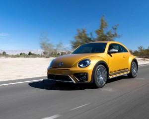 New 2016 Volkswagen Beetle Dune