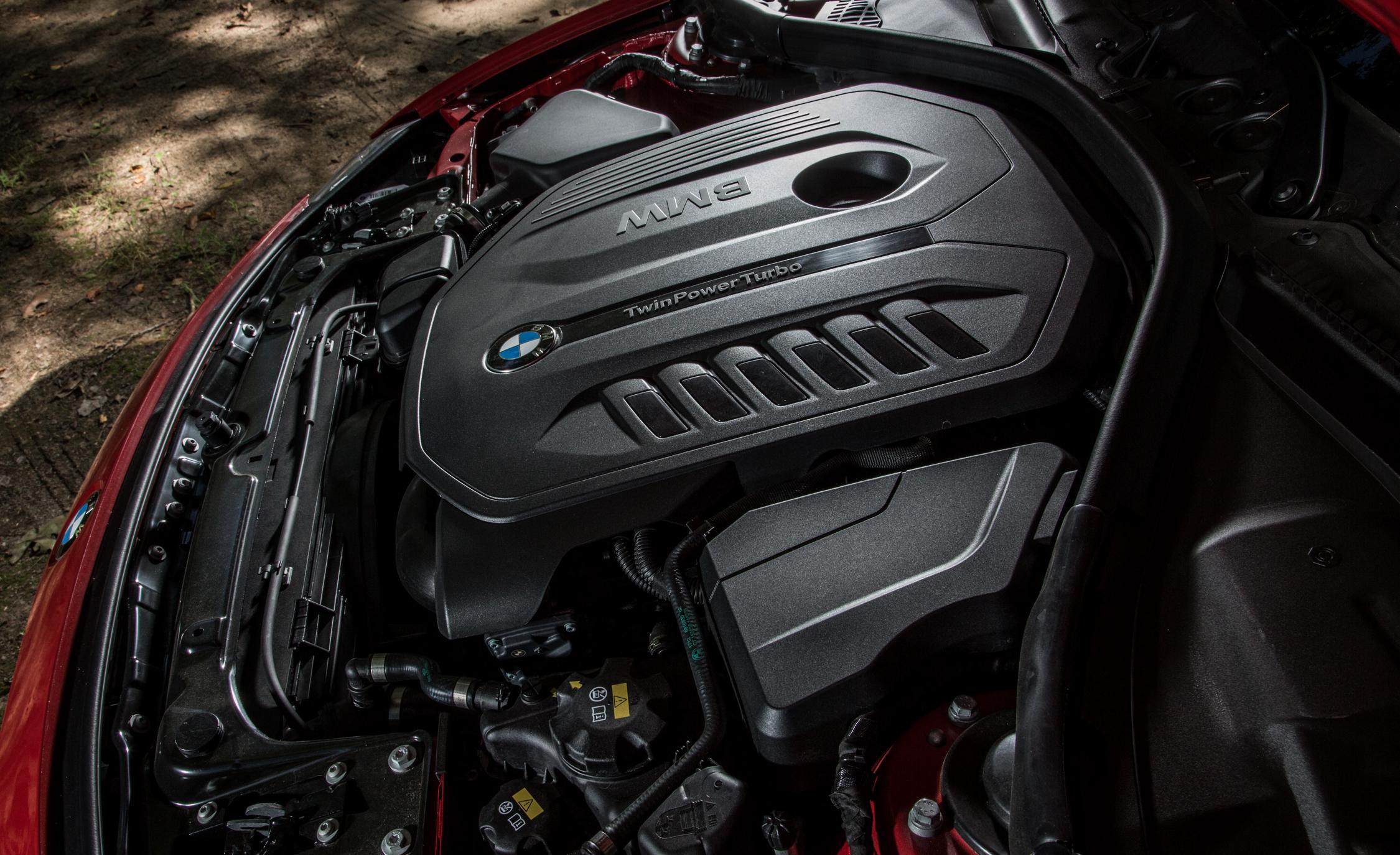 2016 BMW 340i Engine