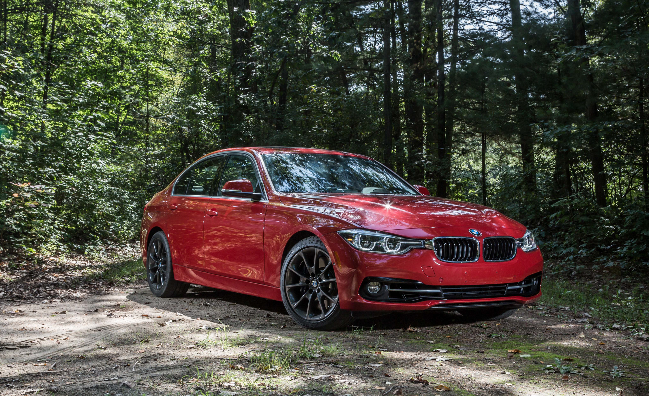 2016 BMW 340i Exterior Full Front and Side