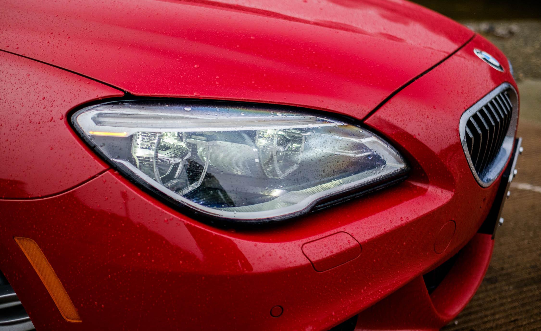 2016 BMW 640i Convertible Exterior Headlamp
