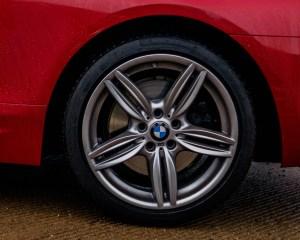 2016 BMW 640i Convertible Exterior Wheel