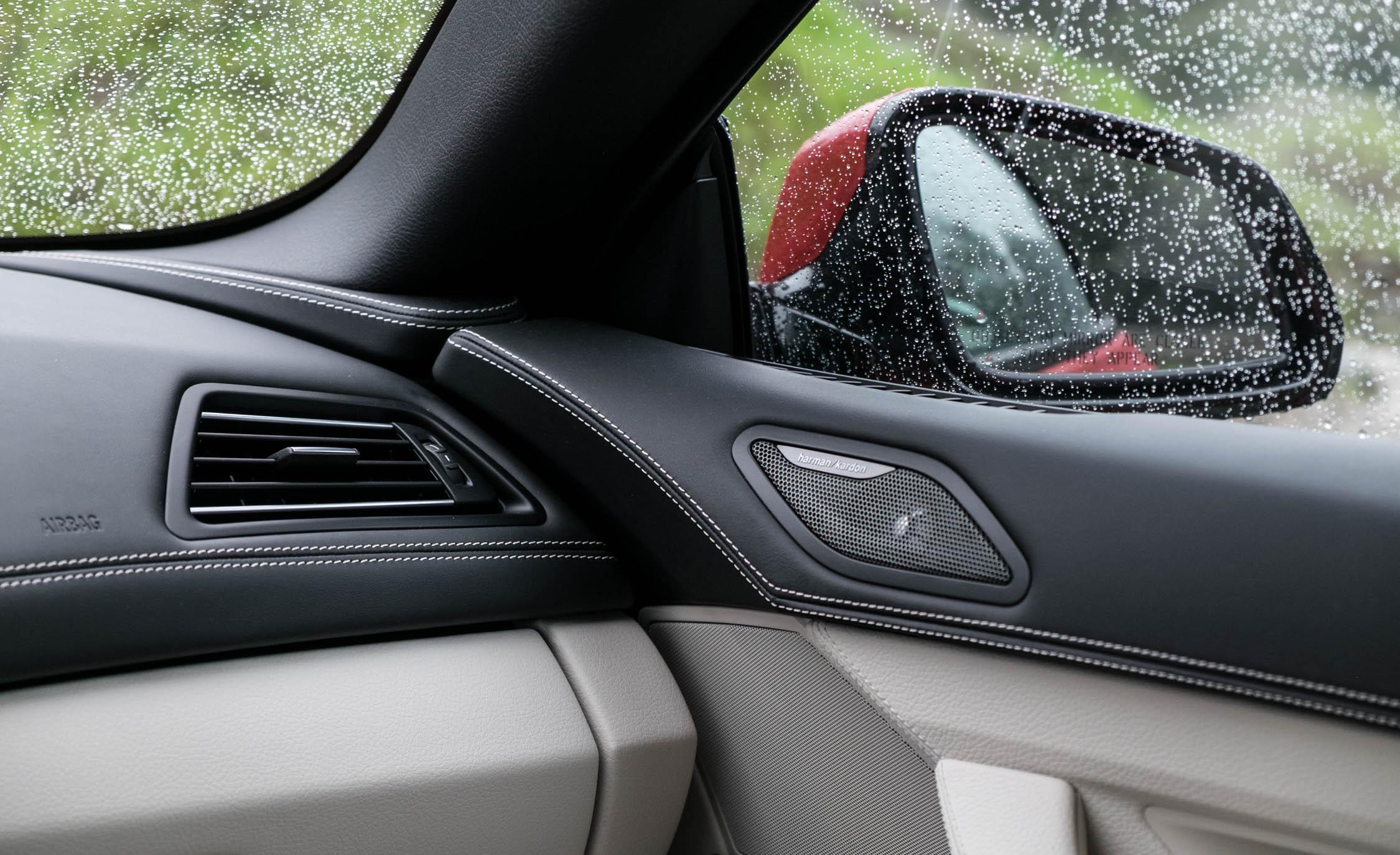 2016 BMW 640i Convertible Interior Tweeter Speaker
