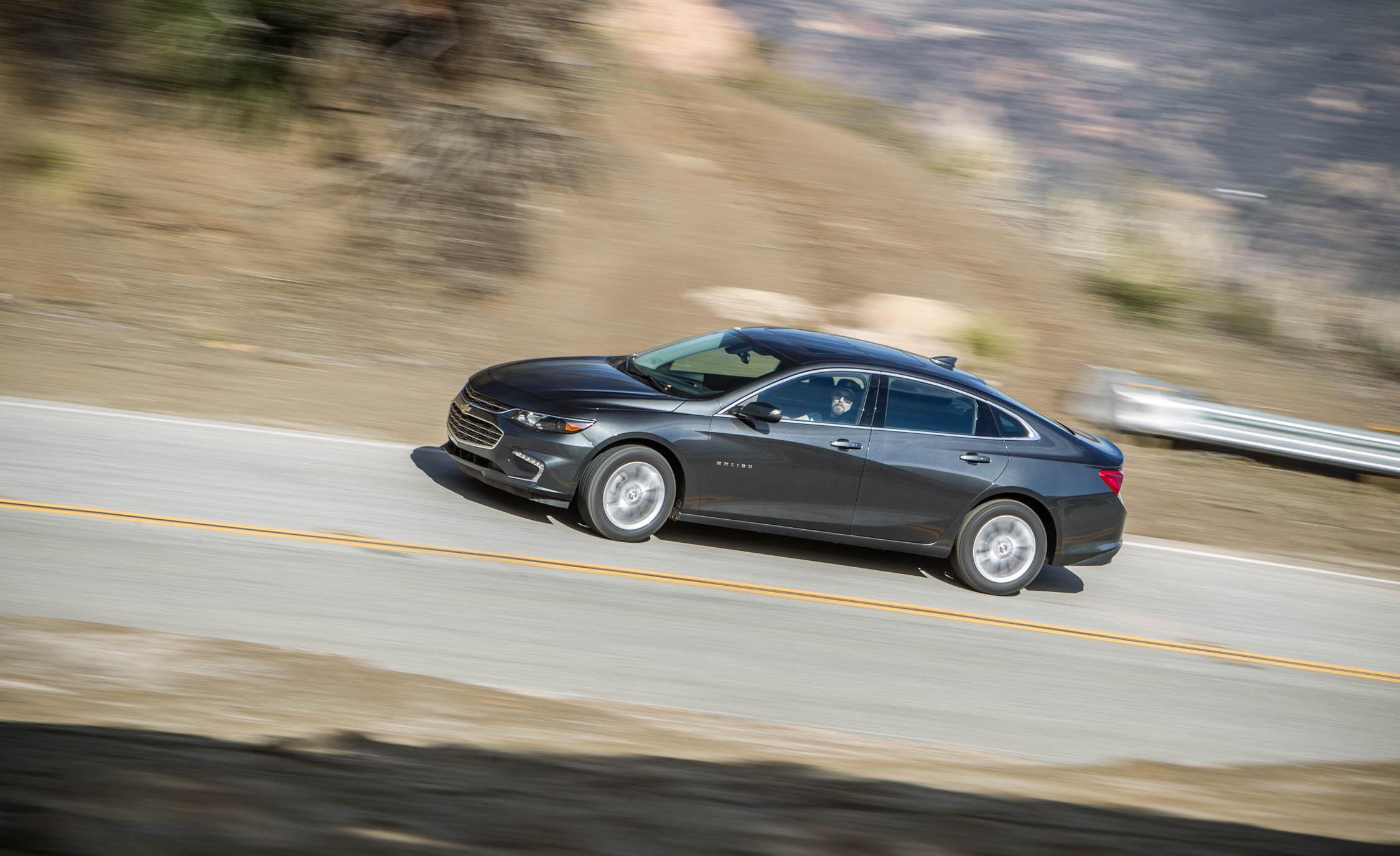 2016 Chevrolet Malibu LT Test Drive