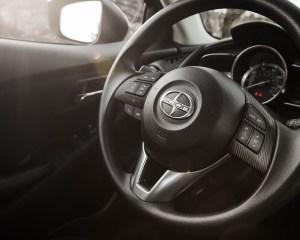 2016 Scion iA Interior Steering