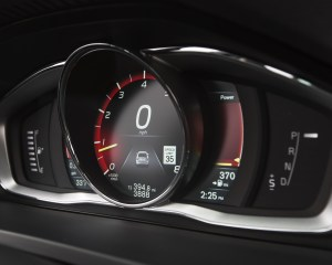 2016 Volvo S60 Cross Country Interior Speedometer