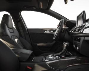 2016 Audi S6 Interior Cockpit Seat