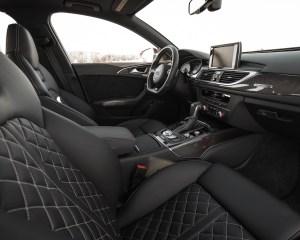 2016 Audi S6 Interior Front